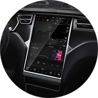 Drie apptrends Tesla dashboard - Stephen Pace