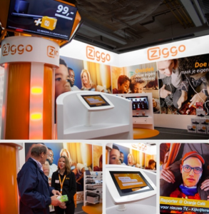 Ziggo Experience shop in shop
