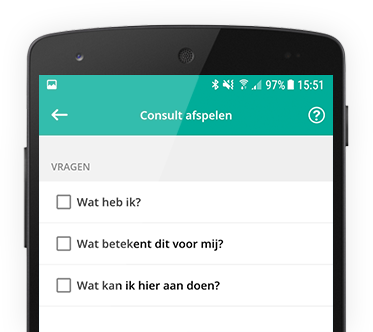 Consult+ Android