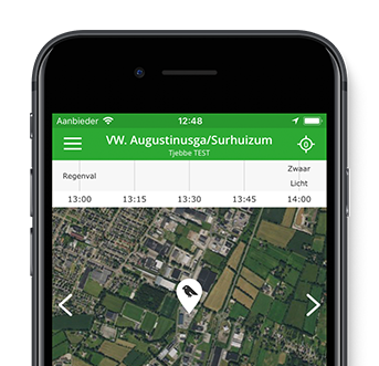 BFVW fugelwacht app voor iPhone iOS